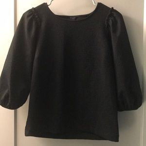 ✅2 for $12 Ann Taylor puff sleeve top